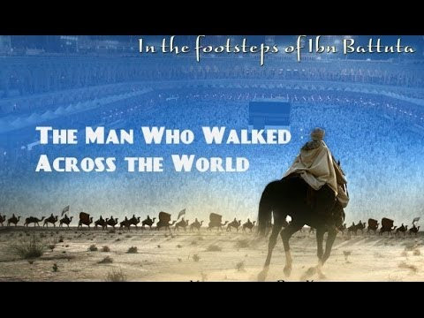 The man who walked across the World Part 1