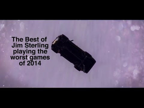 The Best of Jim Sterling playing the worst games of 2014