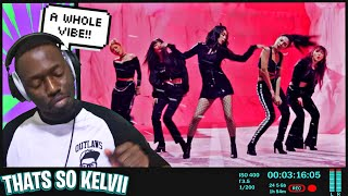 Red Velvet 레드벨벳 'Bad Boy' MV | REACTION