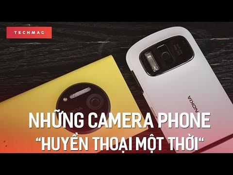 Những camera phone huyền thoại của làng công nghệ!