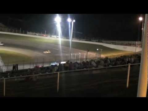 "5-19-12 Lebanon I-44 Speedway Austin ""Grasshopper"" Fullerton Part 2-2nd & 3rd Caution"