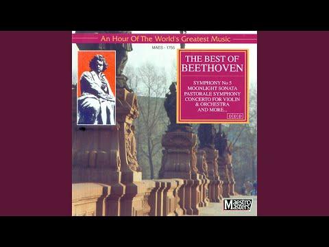 Moonlight Sonata, Op 27/2 C# Min. - Adagio