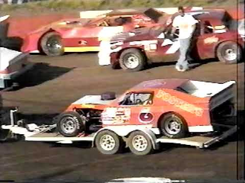 5-4-2002 A tribute to Chuck Hamilton Peoria Speedway