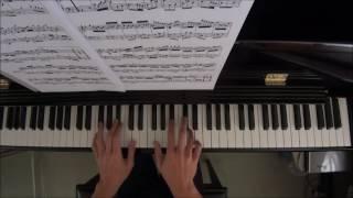Trinity TCL Piano 2018-2020 Grade 7 A1 Handel Allegro Suite No.7 G Minor HWV 432 Movt 3 by Alan