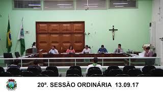 13.09.17 Sessão da Câmara
