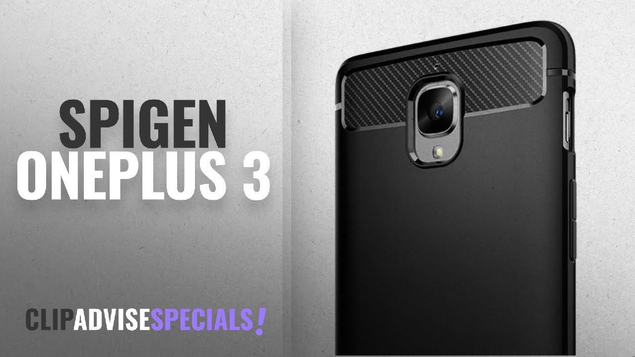 premium selection 18440 2de30 Top 5 Spigen Oneplus 3 [2018 Best Sellers]: Spigen Rugged Armor OnePlus 3  Case / OnePlus 3T Case