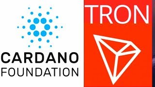 Bullish Cardano TRON Signs Indicating ADA & TRX Have Big Potential as Altcoins Move