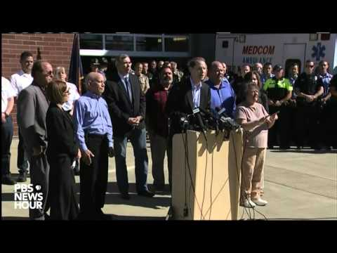 Oregon Gov. Kate Brown provides updates on UCC shooting response