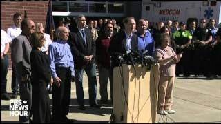 Oregon Gov. Kate Brown provides updates on UCC shooting response