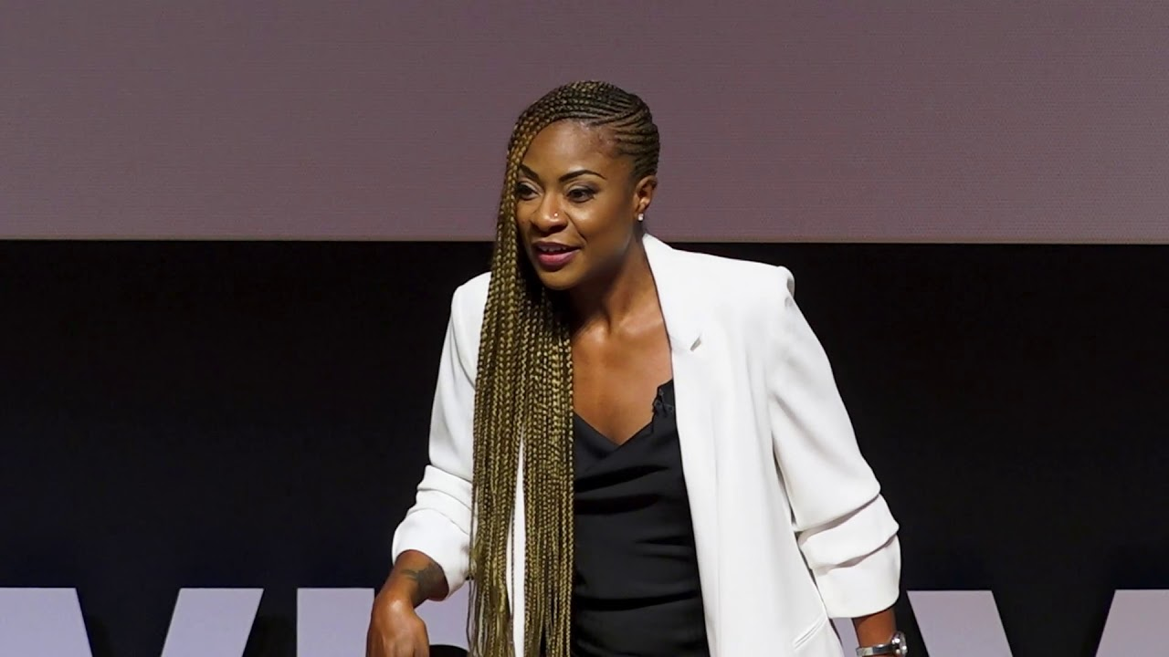 How to Rewrite Your Life | Jully Black | TEDxDownsviewWomen