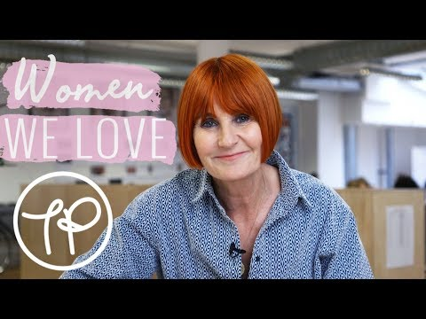 Mary Portas: 5 Ways To Work Like A Woman | Women We Love | The Pool