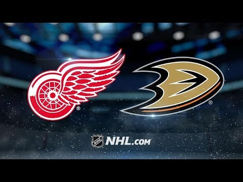 Detroit Red Wings vs Anaheim Ducks – Oct.08, 2018 | Game Highlights | NHL 18/19 | Обзор матча