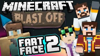 Minecraft Mods - Blast Off! #33 - FART FACE 2