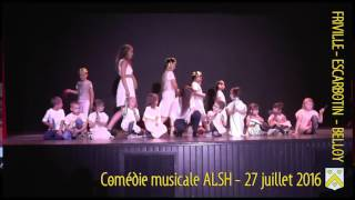 ALSH comedie musicale 2016