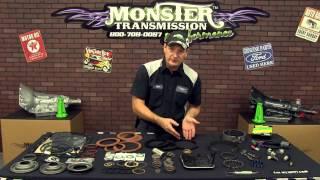Monster Transmission's 4L80E SS Monster In A Box  97-03