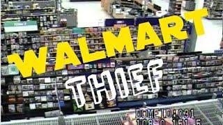 Walmart Shoplifter 2017