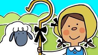 LIttle Bo Peep | canción infantil para los niños