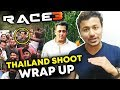 Salman Khan's RACE 3 Thailand Shooting WRAPPED UP