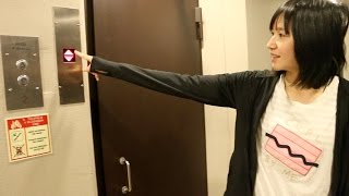 フィンランドのエレベーターがドアだった thumbnail