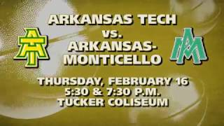 Tech Basketball vs. Arkansas-Monticello - 2017 Senior Night Promo