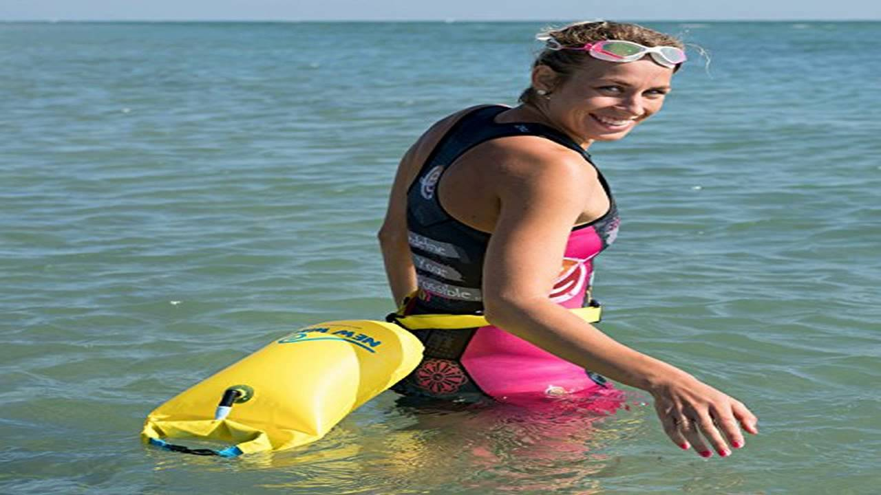 New Wave Swim Buoy For Open Water Swimmers And Triathletes