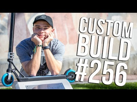 Ultimate Park Build?! Custom Build #256 │ The Vault Pro Scooters