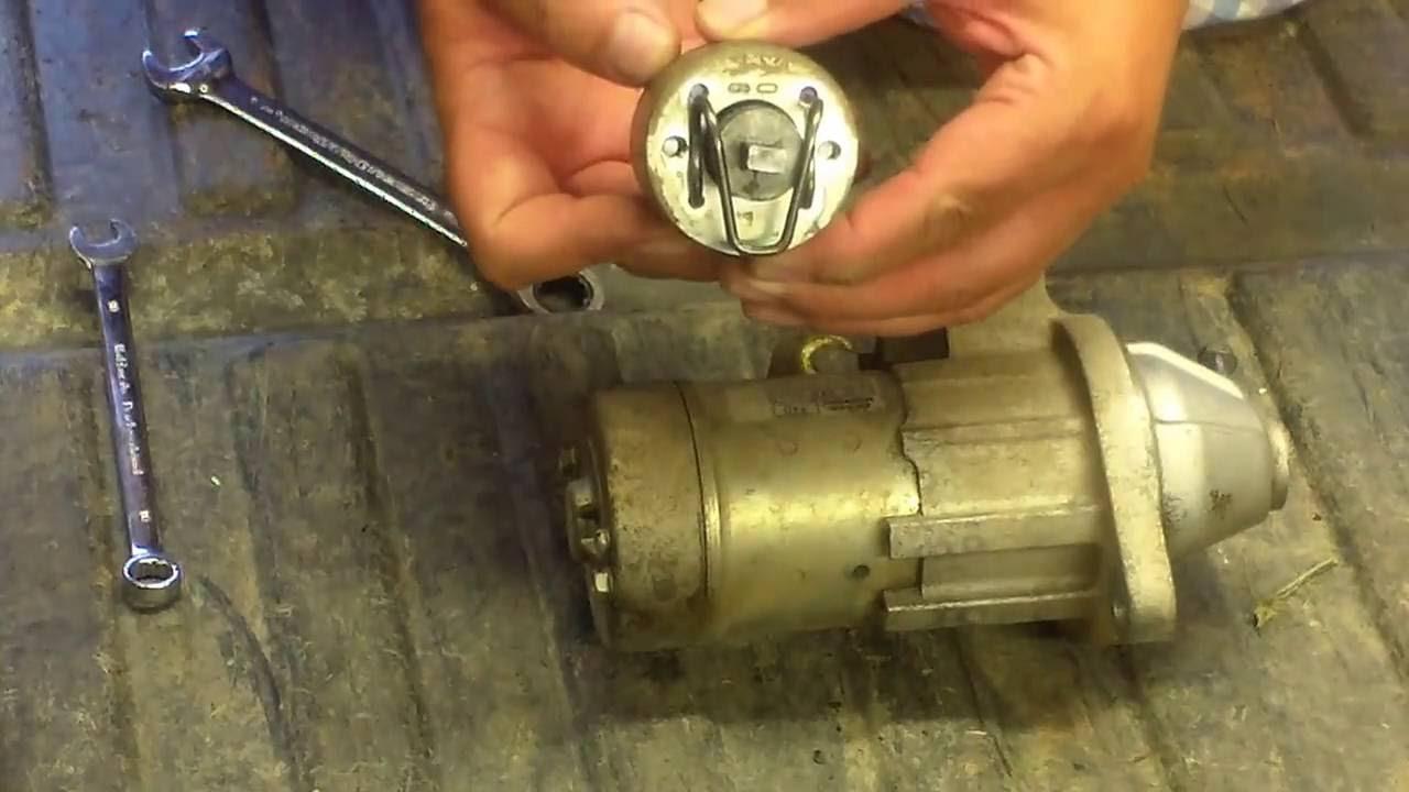 polaris ranger starter motor solonoid [ 1280 x 720 Pixel ]