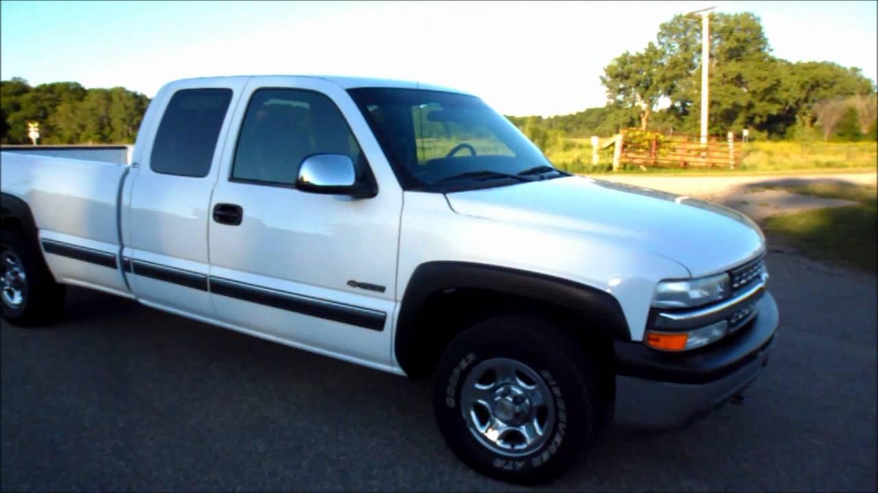 Pickup 2002 chevy pickup : 2002 Chevy Silverado 1500 white - YouTube