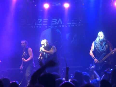 Blaze Bayley @ Chango - Madrid -