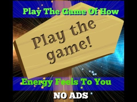 Abraham Hicks ♥ Play the game of how energy feels to you.