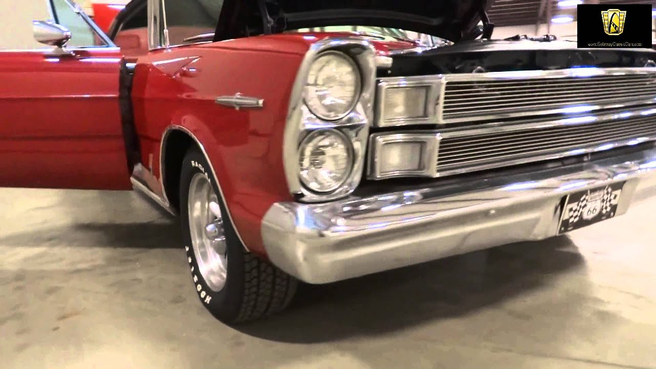 Ford Louisville Ky >> 1966 Ford Galaxie 500 XL Stock #677 located in our Louisville Ky Showroom - YouTube
