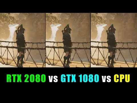 RTX 2080 vs GTX 1080 vs CPU – For Streaming – Blunty tv
