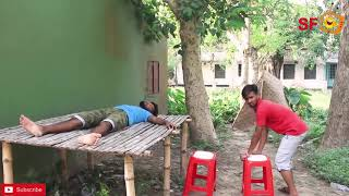 Must Watch New Funny😂 😂Comedy Videos 2019 - Episode 1 - SF TV