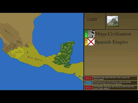 The History of Mesoamerica: Every Year