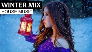 WINTER HOUSE MIX - Best of Deep House, Nu Disco & Chill Out Music 2018