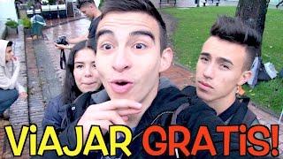 5 MANERAS DE VIAJAR GRATIS! (REAL)   Nicolás Vélez