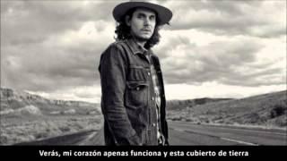 John Mayer - Go Easy On Me (Subtitulos en Español - Subtitulado/Traducido) [STUDIO]