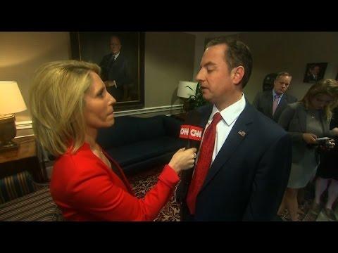 Reince Priebus: Trump, Ryan meeting was positive