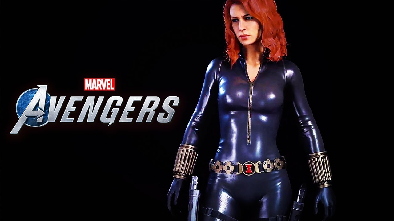 Marvel S Avengers Official Alternate Outfit Reveal Black Widow
