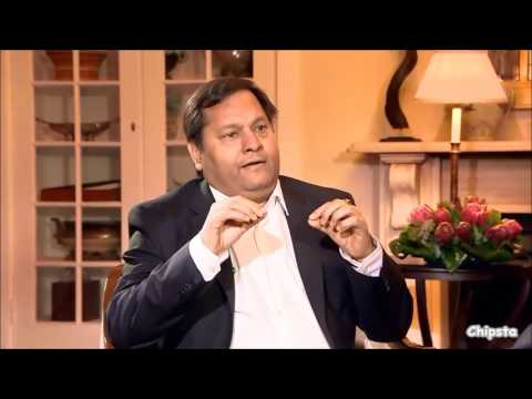 Ajay Gupta - The interview that never happened [FULL]