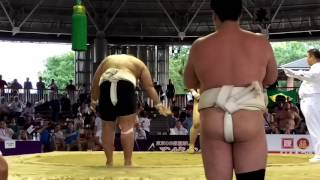 EGY Omar vs MGL Sumo World Championships 2015