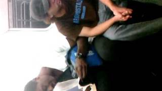 Crazy Nut on NYC 4 train part 2
