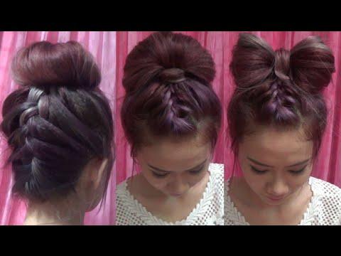 Hairstyles - Các Kiểu Tóc Đẹp Gọn Gàng Dành Cho Tuổi Teen