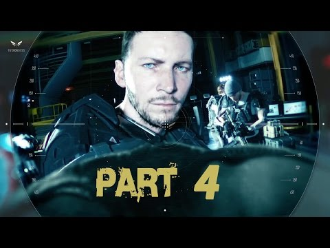 Call of Duty Advanced Warfare Walkthrough Campaign Mission Part 4