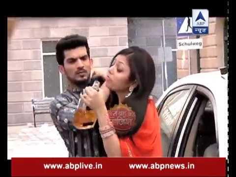 Pardes Mein Hai Mera Dil: Naina is drunk and Raghav tries to handle her thumbnail