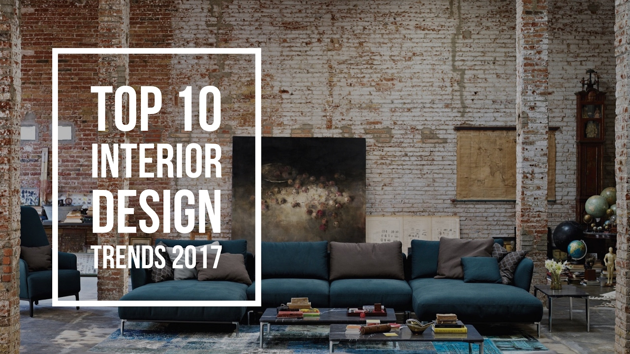 Best Interior Design For Living Room 2017 Brown Paint Ideas Trends Youtube