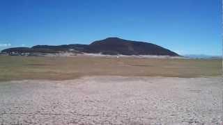 Pampa Aullagas (Oruro, Bolivia)  Manantiales de agua fría