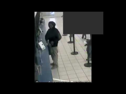 Missing Person Elijah Moore Surveillance Footage - FBI Sacramento