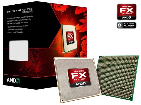 AMD FX-8150 Overclock Tutorial