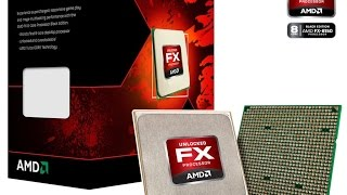 AMD FX-8150 Overclock Tutorial